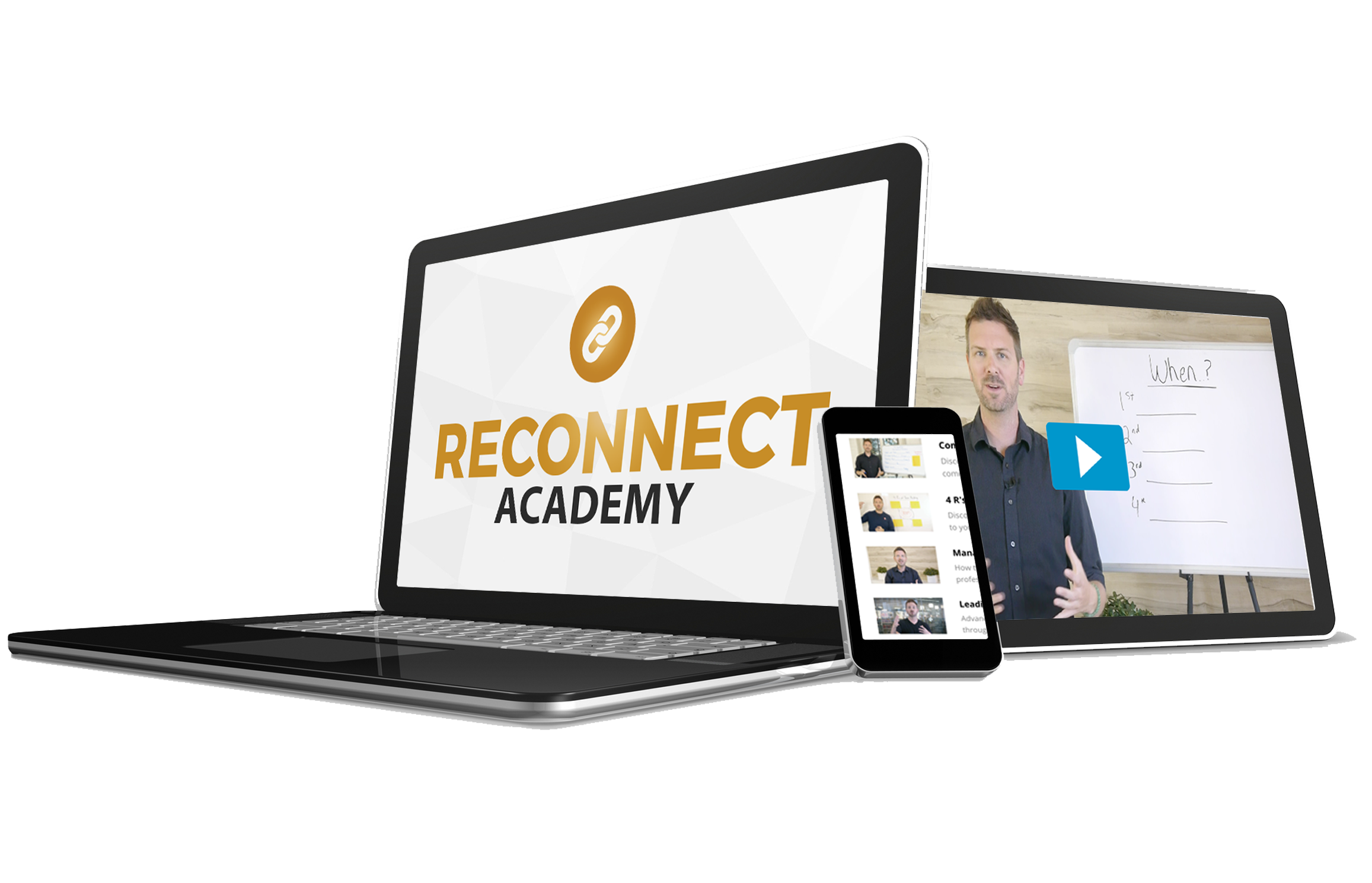Reconnect Academy COMPUTER