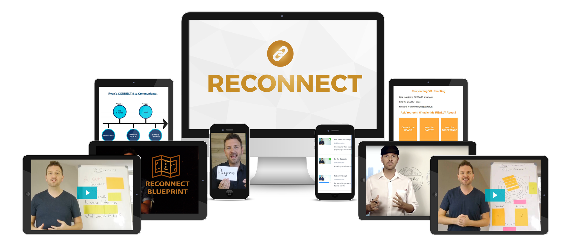 Reconnect Package ready