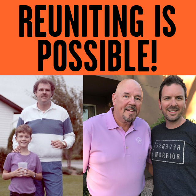 Reuniting is Possible new